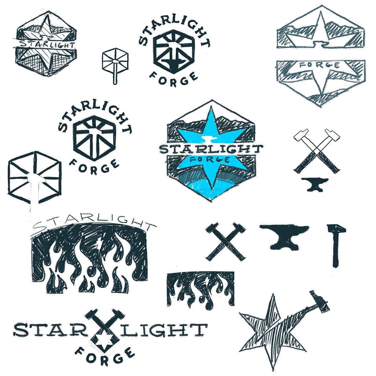 Custom Logo Design Kansas City Lawrence Trilion Studios